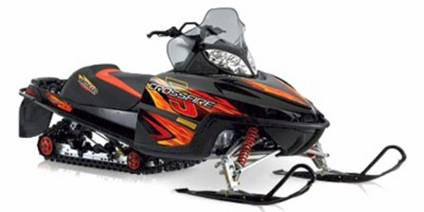 Product picture Arctic Cat Snowmobile Service Repair Manual 2007 All Models
